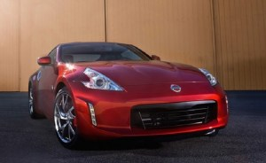 2015 nissan z front view
