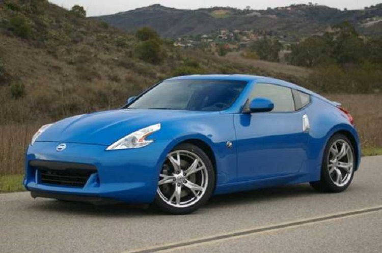 2017 Nissan Z front view