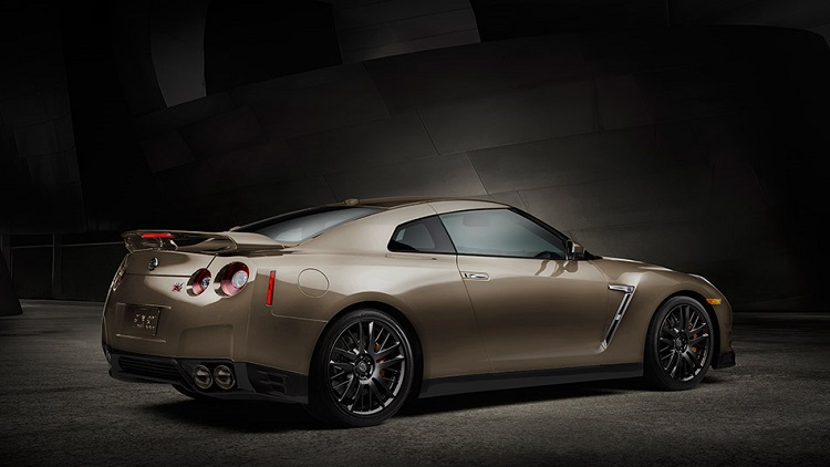 2016 Nissan GT-R 45th Anniversary Edition