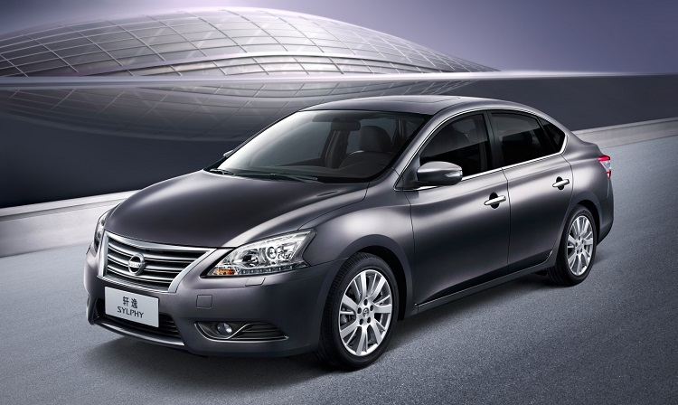 2017 Nissan Sentra front view