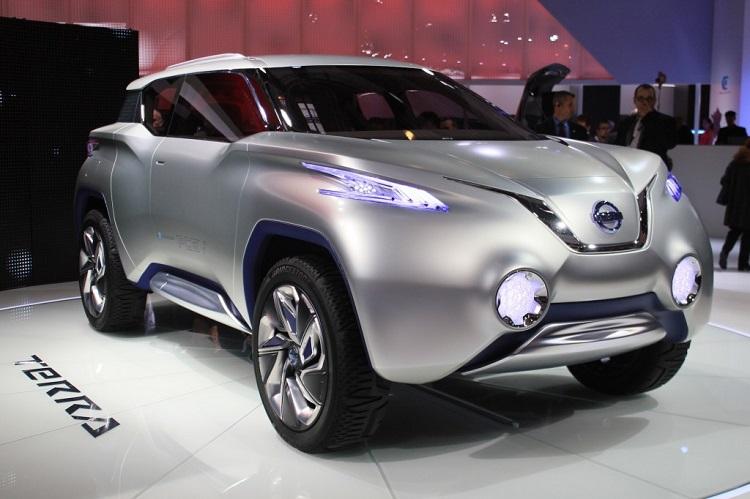 Resultado de imagen para Nissan TeRRA SUV Concept