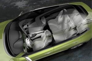 Nissan Hi-Cross concept interior
