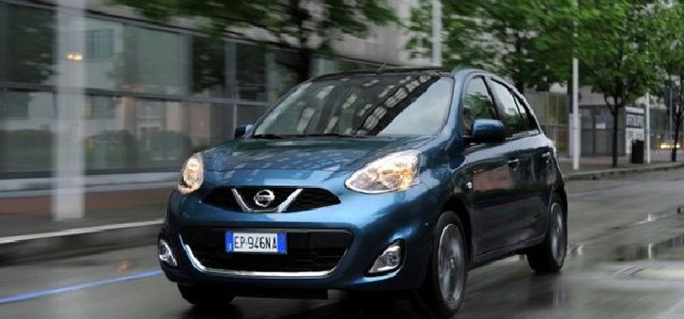 2019 Nissan Micra front