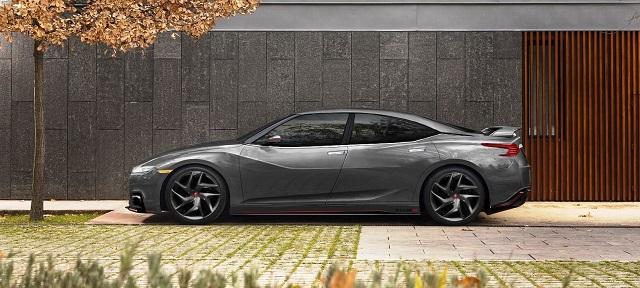 2020 Nissan Maxima Nismo side