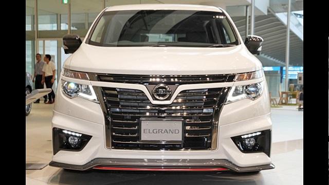 2020 Nissan Elgrand