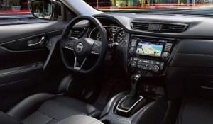 Nissan X-Trail Interior