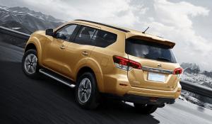 2021 Nissan Xterra