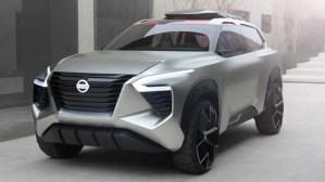 2021 Nissan X-Trail Concept
