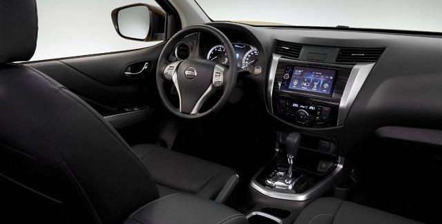 Nissan Navara Interior