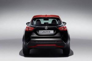 2021 Nissan Juke Nismo rear