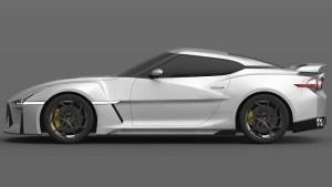 2022 Nissan 400z