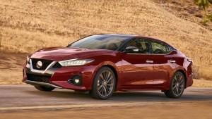 2022 Nissan Maxima price