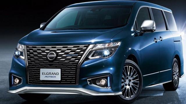 2022 Nissan Elgrand changes