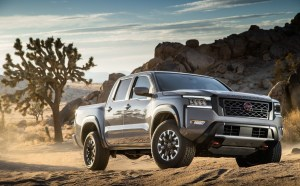 2022 Nissan Frontier Pro-4X price