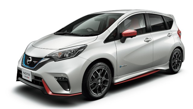 2022 Nissan Note Nismo S price
