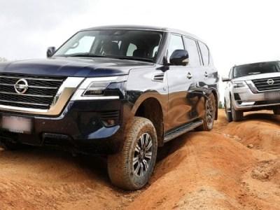 2022 Nissan Patrol price