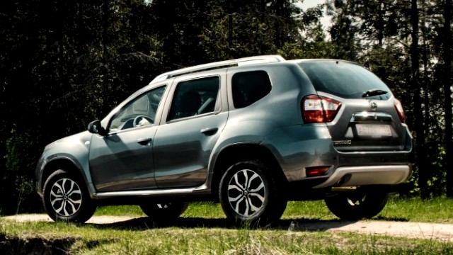2022 Nissan Terrano price