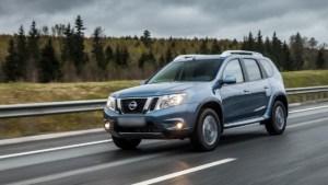 2022 Nissan Terrano redesign
