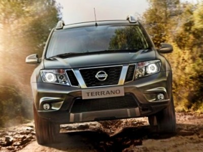 2022 Nissan Terrano review