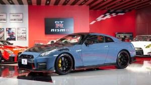 2022 Nissan GTR Nismo price