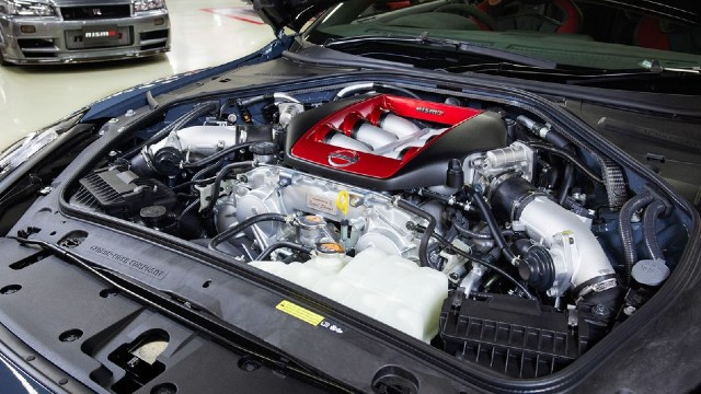 2022 Nissan GTR Nismo specs