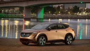 2023 Nissan Ariya price