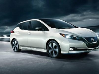 2022 Nissan Leaf Plus price