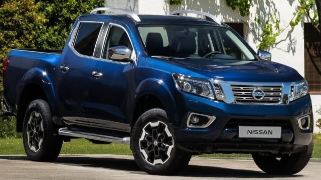 2022 Nissan Navara redesign