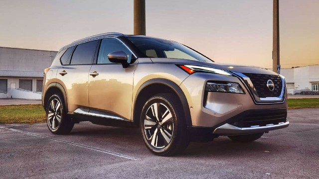 2022 Nissan X-Trail release date