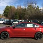 17 Altima Sr Midnight Edition Cayenne Red Nissan Of Lagrange Atlanta Auburn Columbus Newnan 8 Nissan247 Com