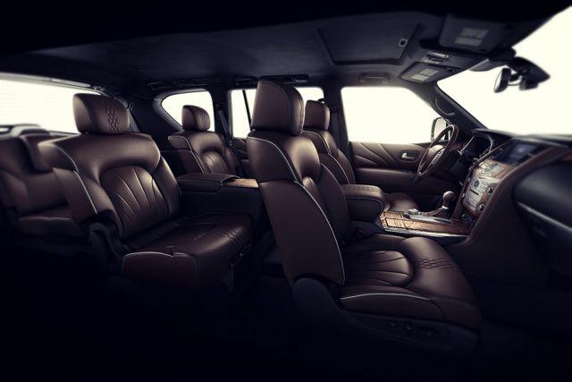 2019 Infiniti QX80 Redesign Price Release Date Nissan