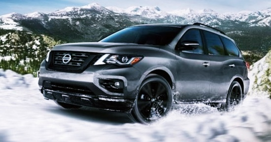 2021 Nissan Pathfinder Redesign, Price