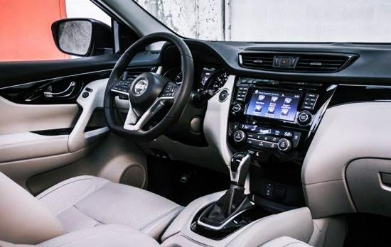 2021 Nissan Qashqai Hybrid Interior