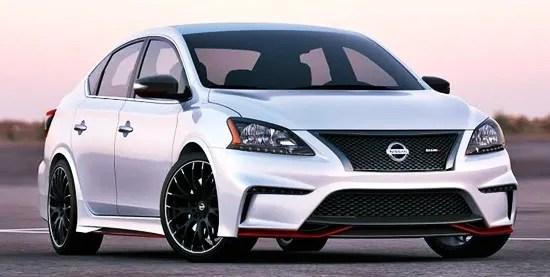 2021 Nissan Sentra Nismo Rumors, Redesign