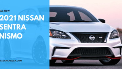 Photo of 2021 Nissan Sentra Nismo Rumors, Redesign