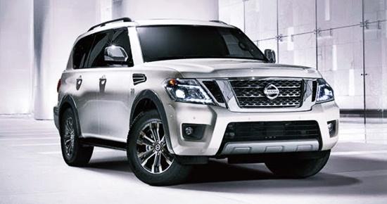 New 2021 Nissan Armada USA Redesign