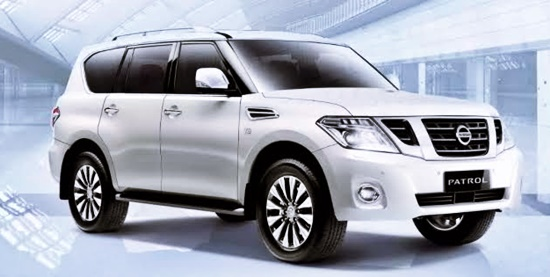 New Nissan Patrol 2021 Redesign