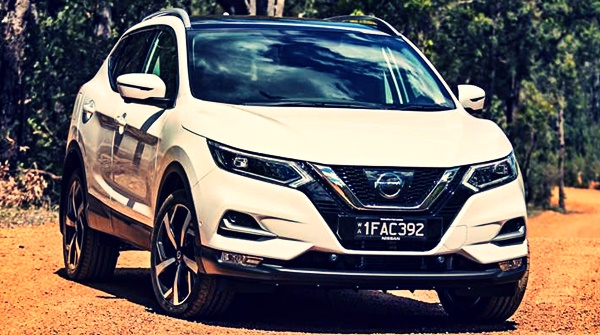 New 2021 Nissan Qashqai Canada Release Date