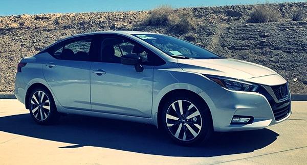 New 2021 Nissan Versa SR Price, Specs