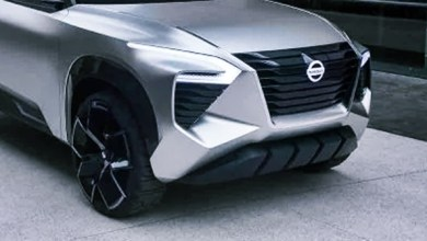2022 Nissan Murano Redesign, Electric Vehicle Concept