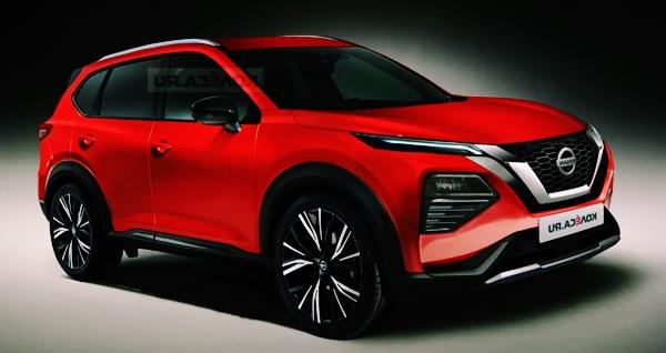 2022 Nissan X-Trail Exterior