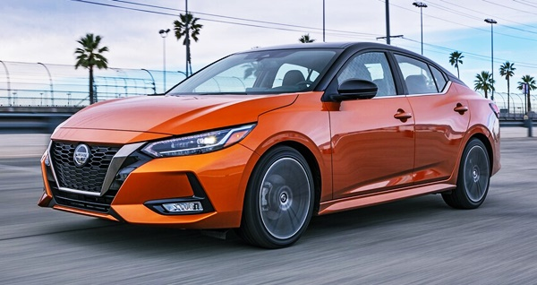 2022 Nissan Sentra Redesign, Pricing, New Model