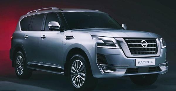 2022 Nissan Armada Next Gen Full-Size SUV