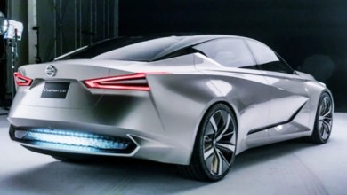 Photo of New 2022 Nissan Maxima Concept Redesign