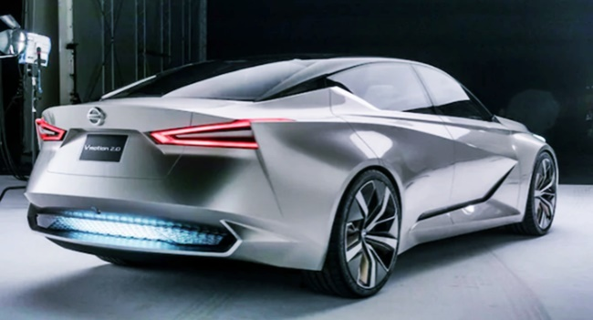 New 2022 Nissan Maxima Concept Redesign