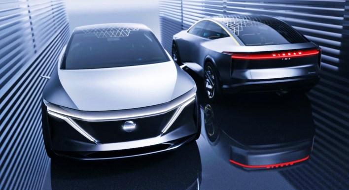2023 Nissan Maxima Exterior