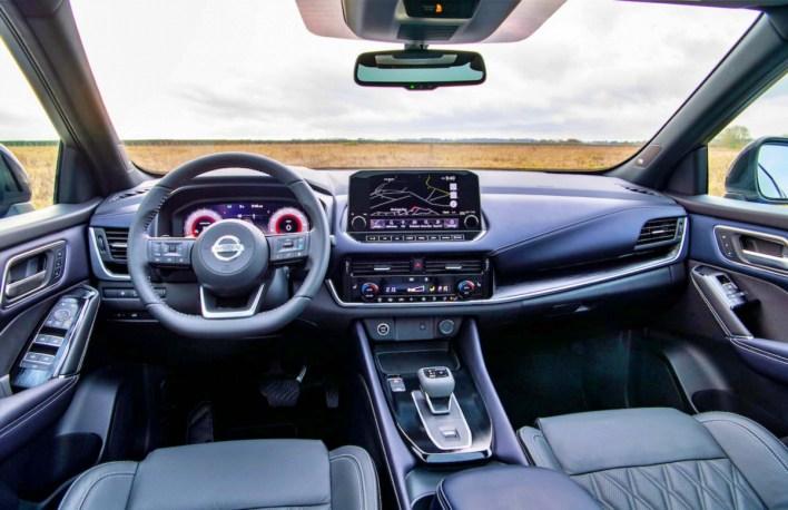2023 Nissan Rogue Sport Interior