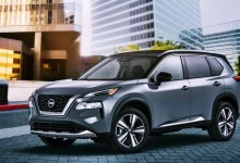 New 2022 Nissan Rogue Compact SUV AWD