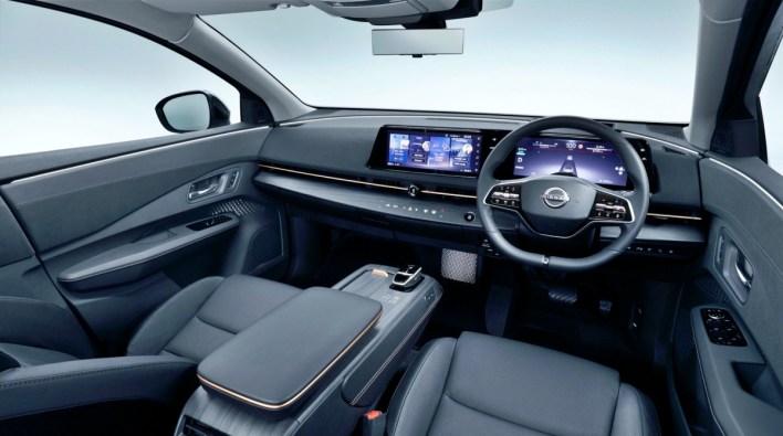 2023 Nissan Ariya Interior