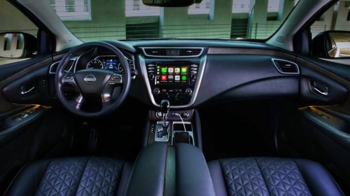 2023 Nissan Murano Interior